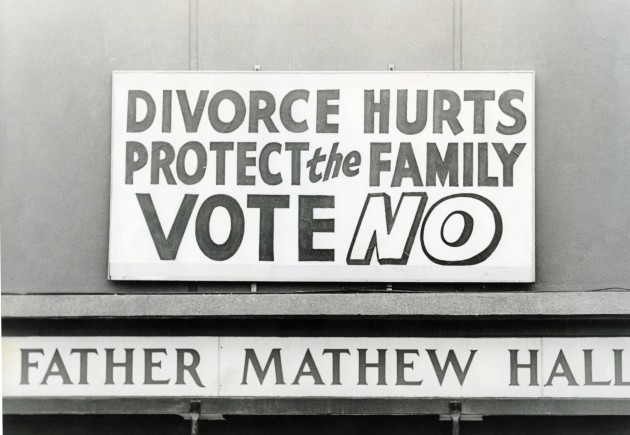 Divorce Referendums 1986
