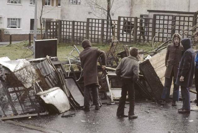 IRA Hunger Strike 1981