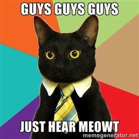Business cat. - Imgur