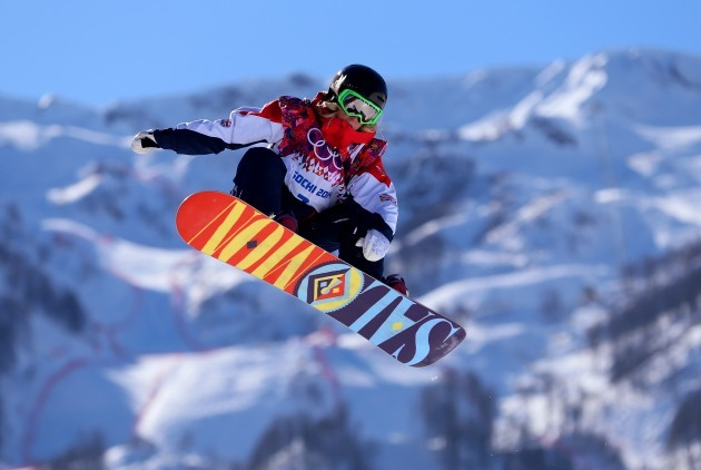 Sochi Winter Olympic Games - Pre-Games activity - Thursday