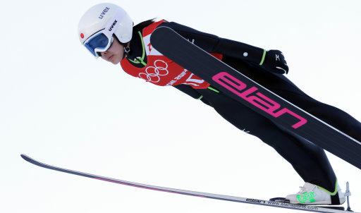 Sochi Olympics Ski Jumping Women