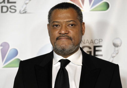 People-Laurence Fishburne