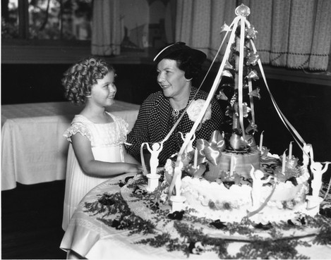 SHIRLEY TEMPLE FAMILY