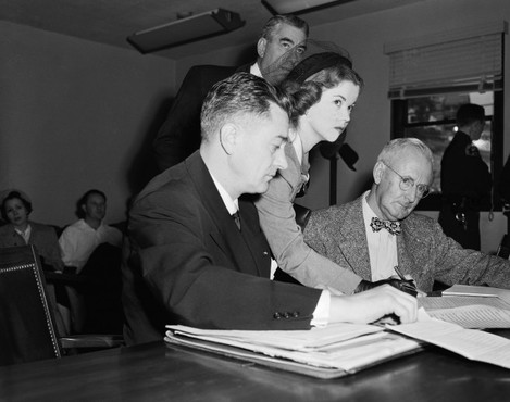 Shirley Temple Divorce 1949