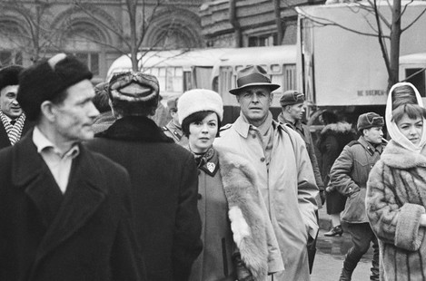 Shirley Temple In Russia 1965