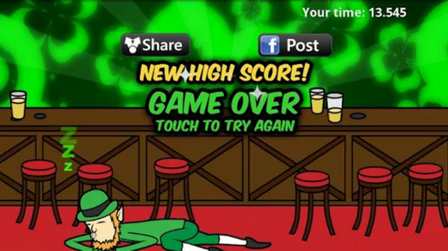Here's the 'drunk leprechaun' app that's making Irish people