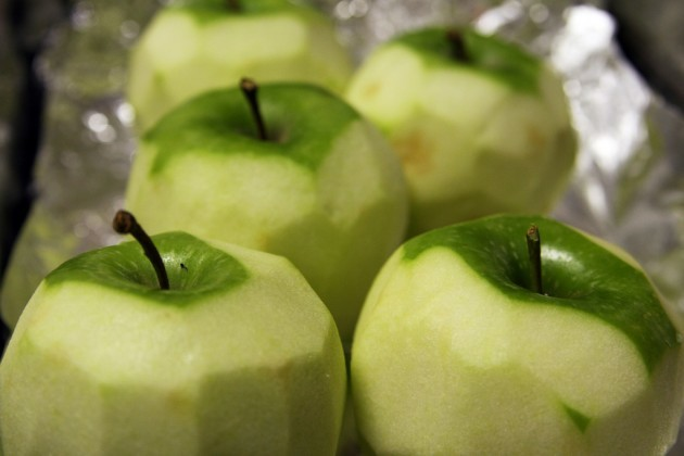 Day 312: Prelude to Apple Crisp