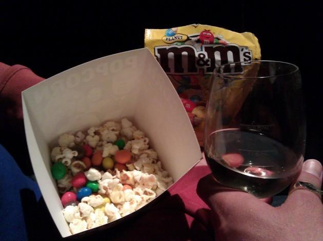 Best movie snacks ever.