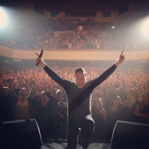 Tonight was ridiculous Glasgow !!! What a concert !!!!
