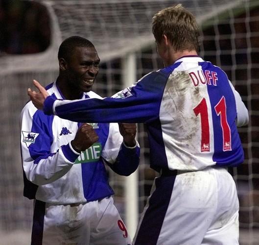 Blackburn Andy Cole