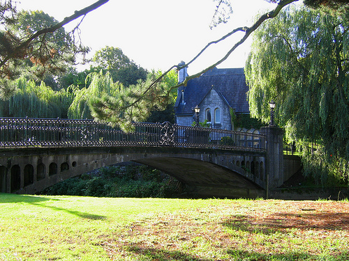 University College Cork bridge