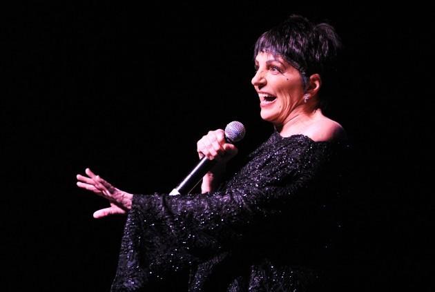 Liza Minelli in concert - Milan