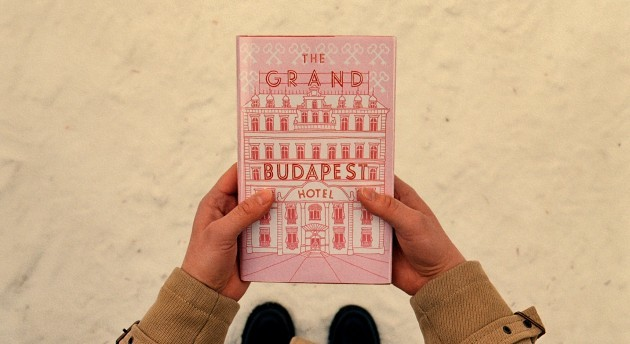 4. 'The Grand Budapest Hotel Book' - GBH, Twentieth Century Fox LTD