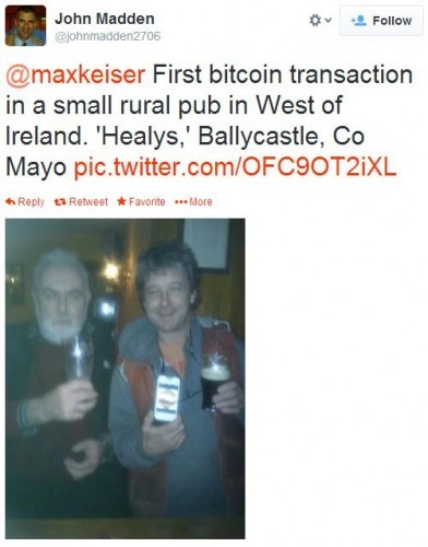 Baggot inn bitcoins frontline six million dollar betting