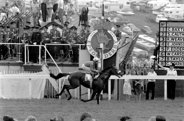 Horse Racing - The Derby Stakes - Epsom