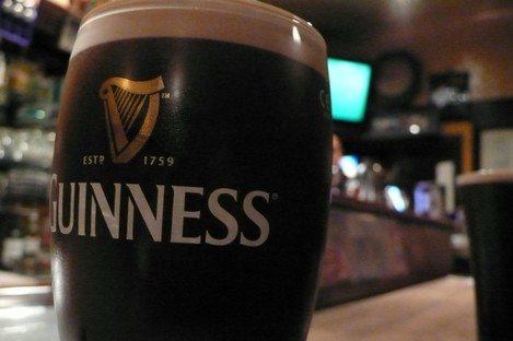 Best Pint in Dublin - Mulligan's