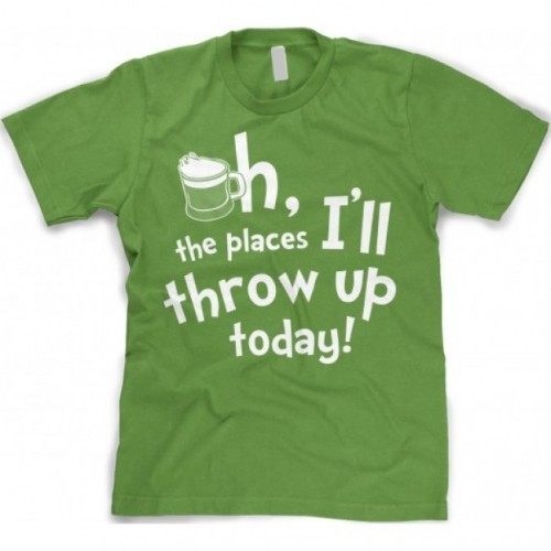 e5950902a 13 St Patrick's Day t-shirts that should be shocking but aren't
