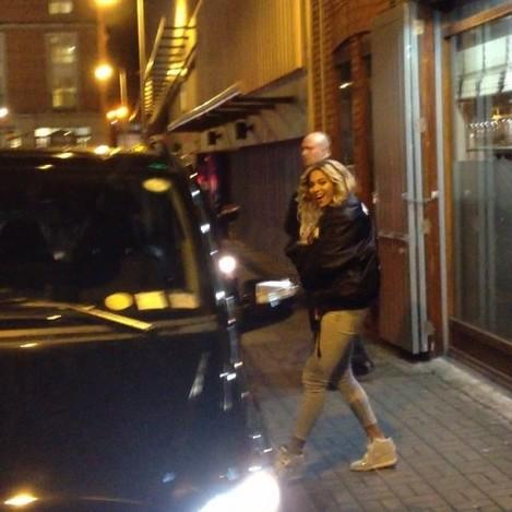 Met Beyonce didn't i? #Beyonce #Dublin