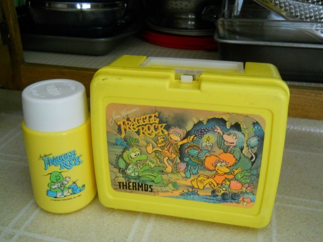 My Mom just found my old lunchbox in the back of a cupboard. - Imgur