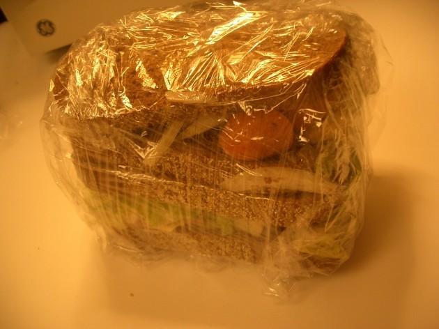 today's sandwich