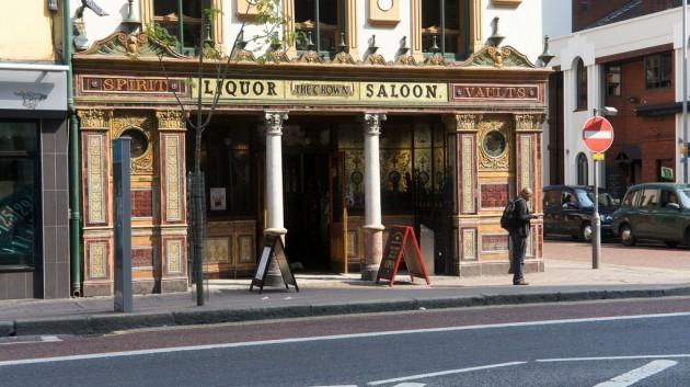 Belfast City - The Crown Pub