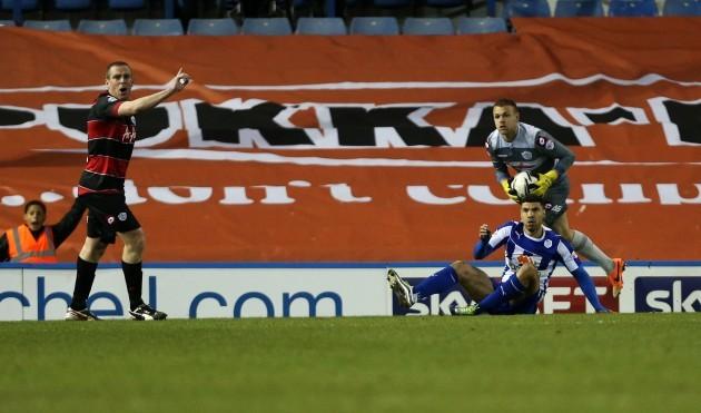 Soccer - Sky Bet Championship - Sheffield Wednesday v Queens Park Rangers - Hillsborough