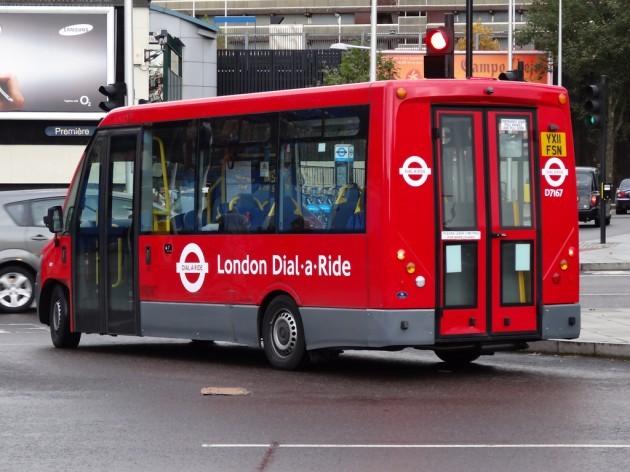 275 - London Dial A Ride