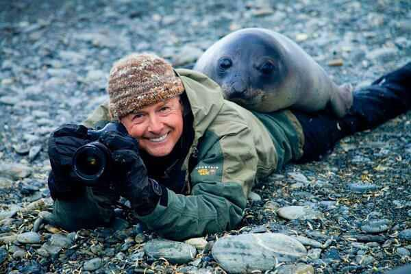 And then suddenly....SEAL! - Imgur