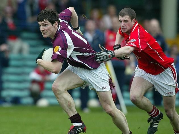 Michael Meehan and Donal Og O'Donovan 30/4/2005