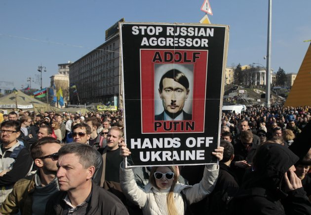 There is no hunger for (c) Ukraine, do not worry