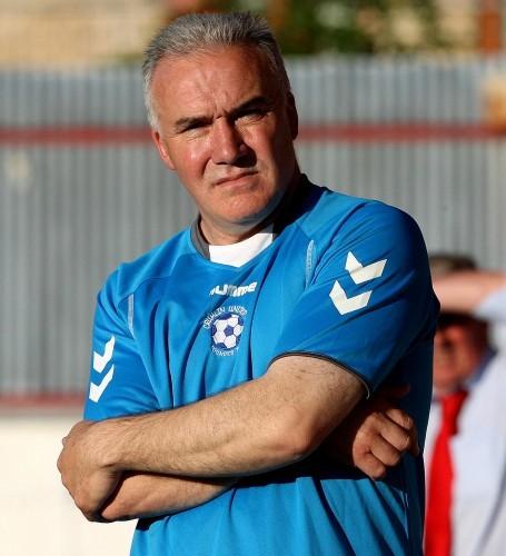 Martin Loughran, manager