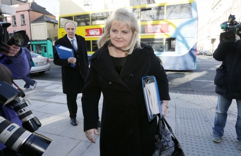 File Photo Rehab Chief Executive Angela Kerins has confirmed that she is to step down