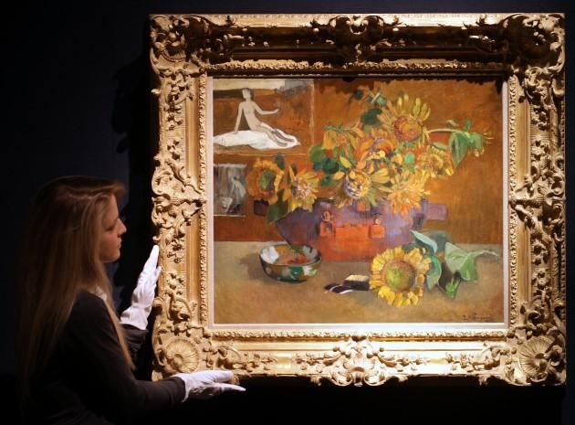 Impressionist and Modern Art sale