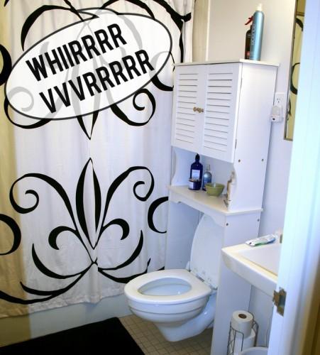 toilet fan