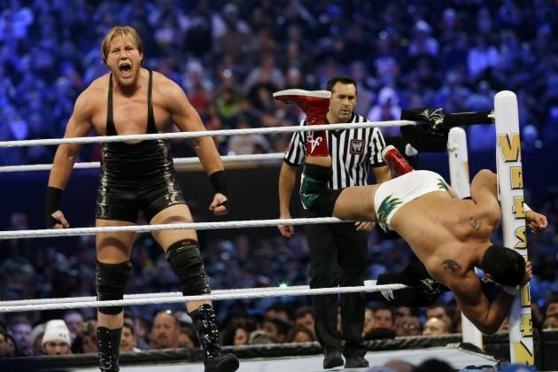Wrestlemania Wrestling