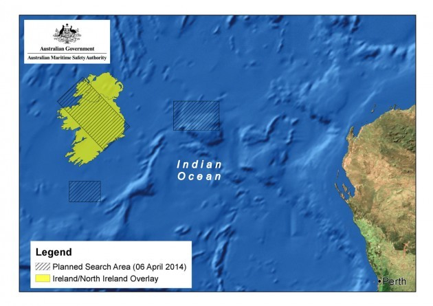 compared to ireland