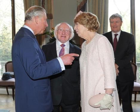 Irish State Visit - Embassy of Ireland,
