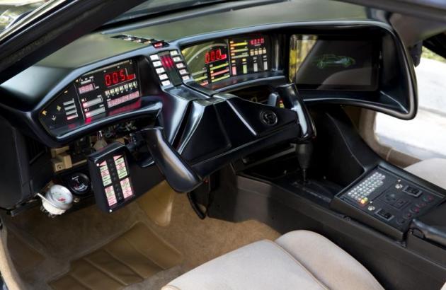 David Hasselhoff is selling his Knight Rider KITT car · The Daily Edge