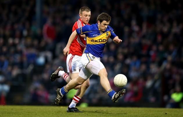 Liam McGrath and Killian O'Hanlon