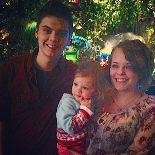 Tyler, Carly, and I two years ago crazy house much u change in 2 years!! ☺️ #love #lifechangers @tylerbaltierramtv