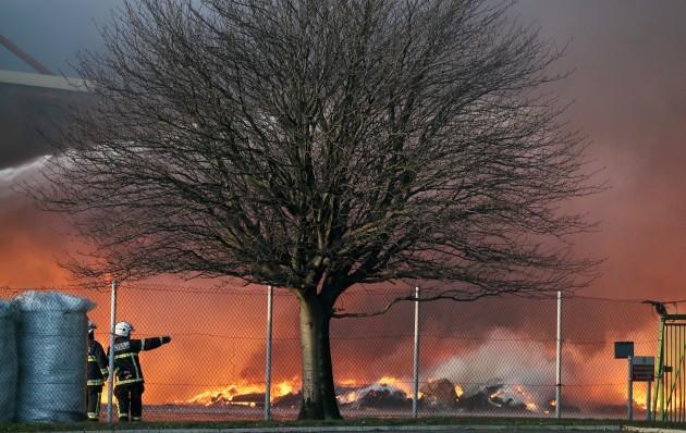 Ballymount Fires