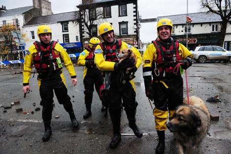 Flooding in UK