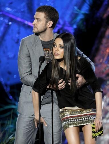 2011 MTV Movie Awards - California