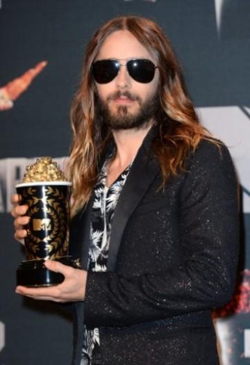 The MTV Movie Awards 2014 - Press Room - Los Angeles