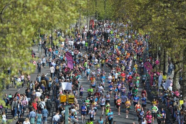 Athletics - Virgin Money London Marathon 2014