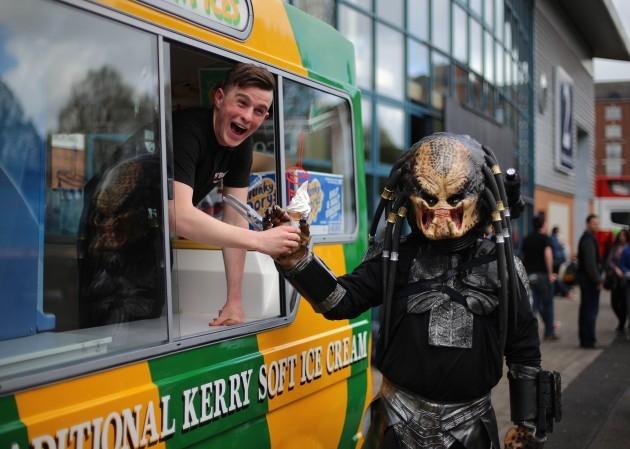 MCM Ireland Comic Con - Dublin
