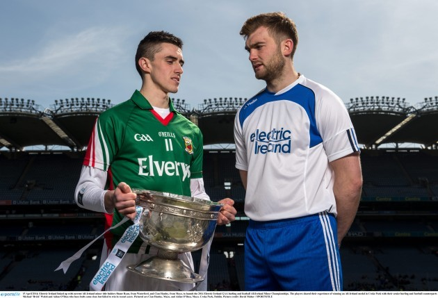 Launch of the 2014 Electric Ireland GAA All-Ireland Minor Championships