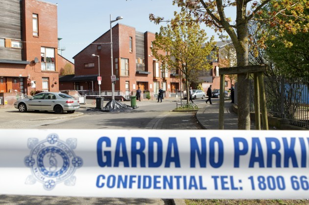 John O Regan Crime Scenes