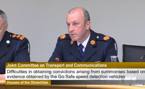 garda twomey traffic
