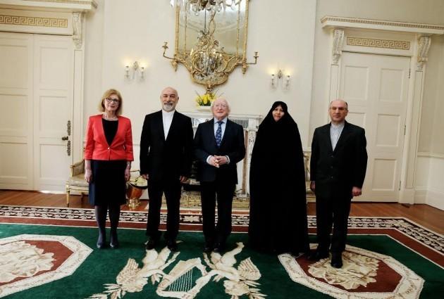 iran ambassador
